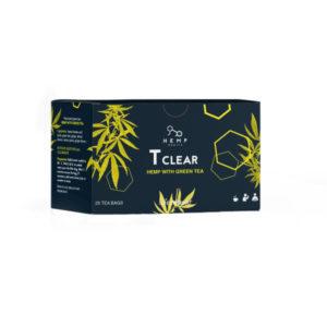 T CLEAR tea