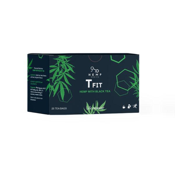 T FIT tea